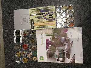 Metal works scrapbooking kit Strathcona County Edmonton Area image 1