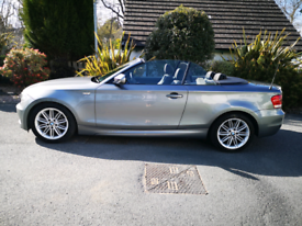 BMW 1 series 118i M sport convertible