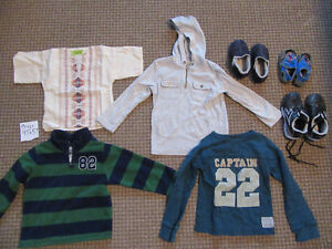 Boys 4T and 5T Clothes and Shoes