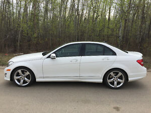 2014 Mercedes-Benz C-Class C 350 Sedan