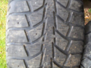 195/65/r15  91s snow tires (for sale)