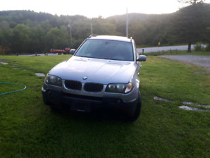 2004 bmw x3 6 speed manual