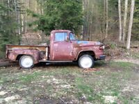 1955 dodge Fargo pickup /rat rod !!!!price drop!!!