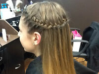 Traveling Hairstylist for Wedding parties