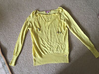 Women's Ted baker top size 8