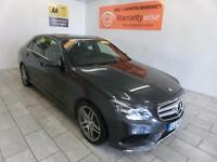 2014 Mercedes-Benz E220 2.1CDI ( 170bhp ) 7G-Tronic Plus AMG Sport
