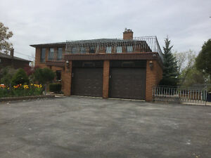 House for rent North York Toronto