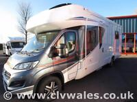 Auto-Trail Delaware Lo-Line Fiat *** JUST ARRIVED *** MANUAL 2017