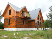 Experienced log home craft person needed asap