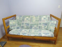 Moving- Must Sell Futon Couch