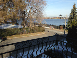 4 1/2 PIERREFONDS RIVER VIEW