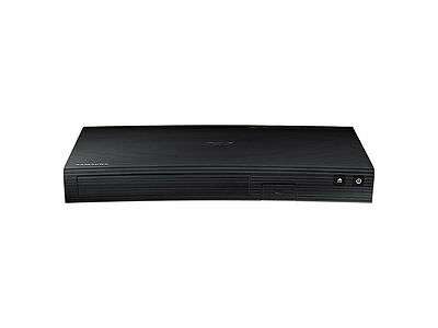Samsung Bd J5100 Blu Ray Player With Remote Wired Network Streaming Apps Hdmi