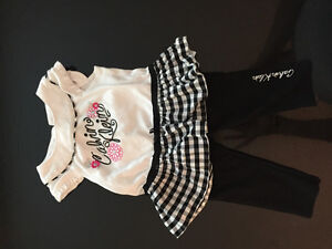 Calvin Klein baby outfit West Island Greater Montréal image 1