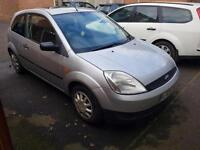 Ford Fiesta 1.25 2005MY Finesse