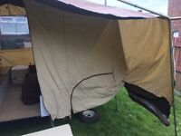 Conway 8 berth trailer tent