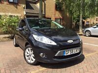 2008 58 Ford Fiesta 1.4 Zetec 3dr AA INSPECTED REPORT NEW SHAPE