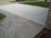 LOW COST CONCRETE WORK