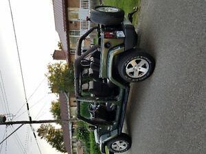2008 Jeep Wrangler Full Load 4 Door