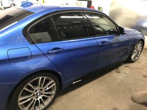 2013 BMW 335XI MSport - Fully loaded