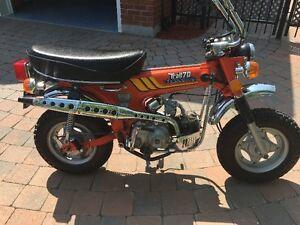 Honda CT70 1977 – CT 70