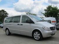 Mercedes-Benz Vito 2.1CDi Traveliner 9 Seat - Extra Long Auto 115CDI