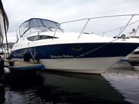 Bayliner 285 cruiser , maxum , sealine , searay ,boat