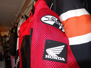 Women's Med. Honda Racing jacket    recycledgear.ca Kawartha Lakes Peterborough Area image 9