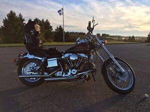 1983 Harley Davidson FXSB Low Rider Shovelhead