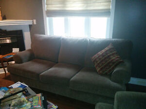 Living room...couch and chair..
