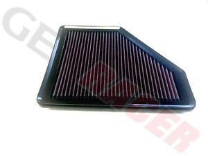 K&N Air Filter Genesis Coupe 2.0T  2013+ New