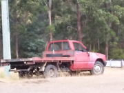 1985holden redo flat tray ute Oyster Cove Kingborough Area Preview