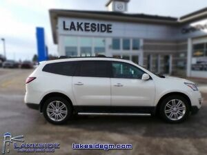 2013 Chevrolet Traverse 1LT  - one owner - local - trade-in - no