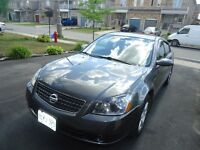 2005 Nissan Altima Sedan with REMOTE STATER