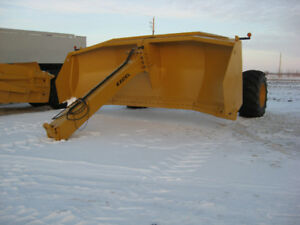 Excel 21ft. pulldozer