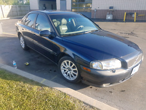 99 Volvo s80 142k kms saftied/etested