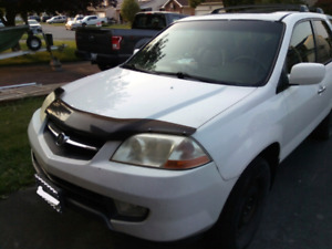 Acura SUV MDX fully loaded for sale