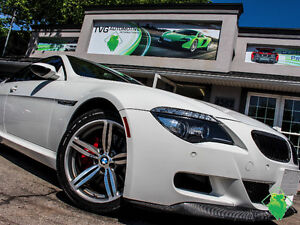 '08 BMW M6 Nav+SMG+Exhaust+CarbonRoof+MINT! Only 287/Pmts!