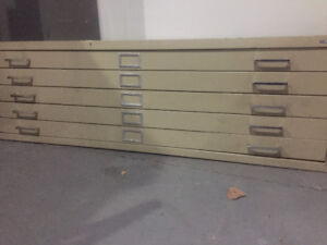 Flat file cabinet kijiji free classifieds in ontario find a mapflat fileblueprint cabinets malvernweather Gallery