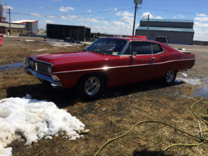 ford 68 galaxie 500 2 dr coupe