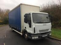 2008 Iveco Eurocargo 7.5 ton 75e16 Curtainsider Clean Lorry Low Miles