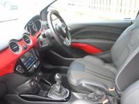 2017 Vauxhall Adam Hat 1.4 87ps Slam 159159 3 door Hatchback