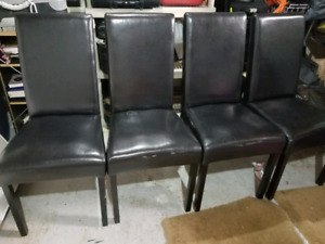 Dining Chairs and Barstool