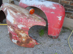 1948/1950 Ford truck parts