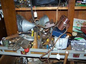 TONS OF VINTAGE HAND TOOLS FOR SALE