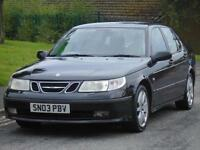 SAAB 9-5 2.0t 2003 VECTOR,MOT APRIL 2017,NICE AND CLEAN CAR,READY TO DRIVE