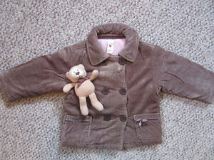 Winter jacket girls size 18-24 month