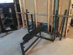 Home gym starter! Strathcona County Edmonton Area image 1