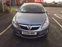 Vauxhall corsa 1.2 16v sxi 3dr