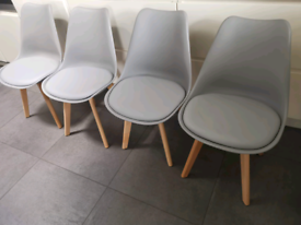 Dining chairs / scandi style