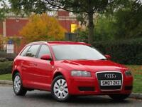 Audi A3 1.6 Special Edition Sportback 2007MY-1 LADY OWN+FULL SERV HIST+CAMBELT